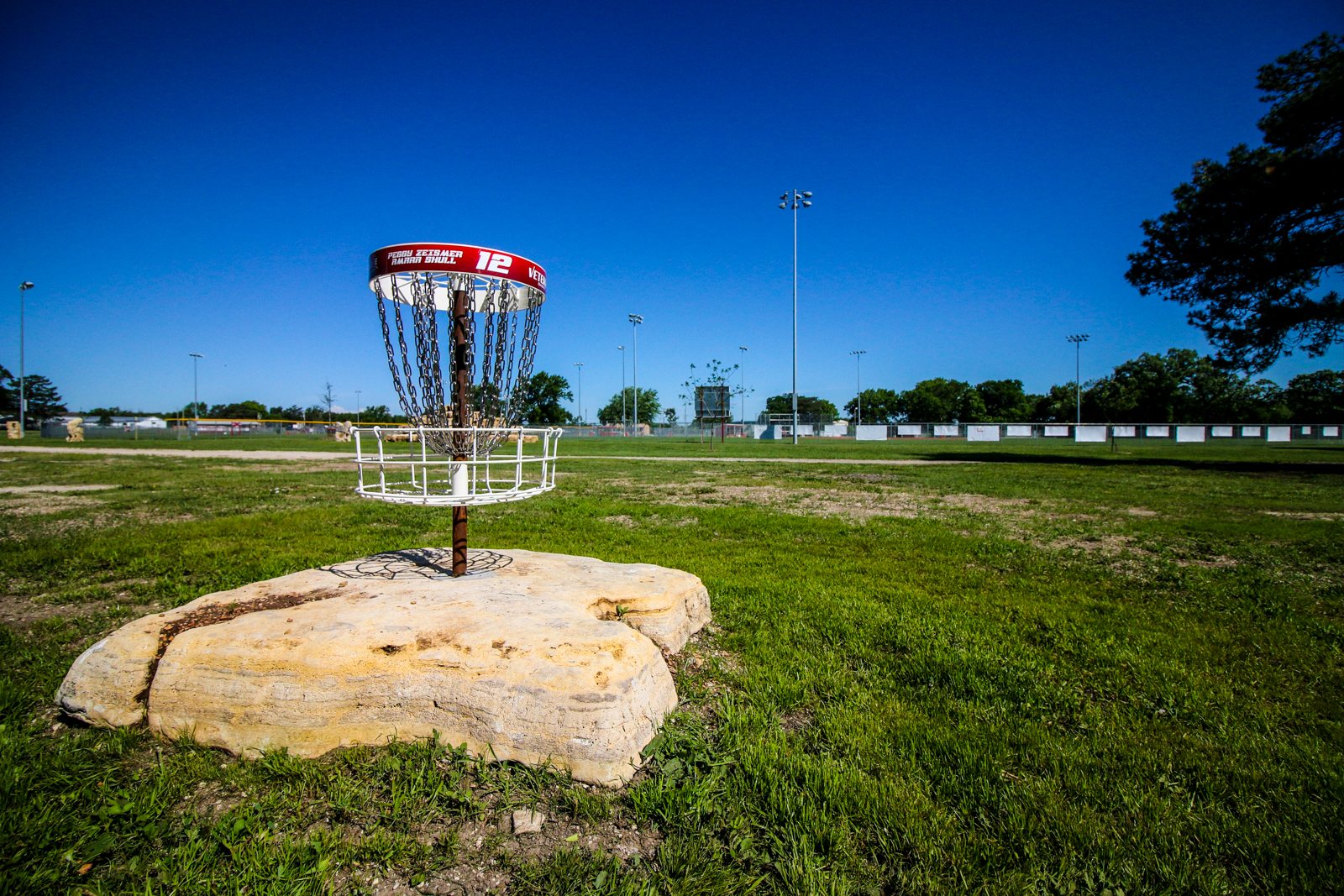 Swope Disc Golf Course by Dynamic Course Design
