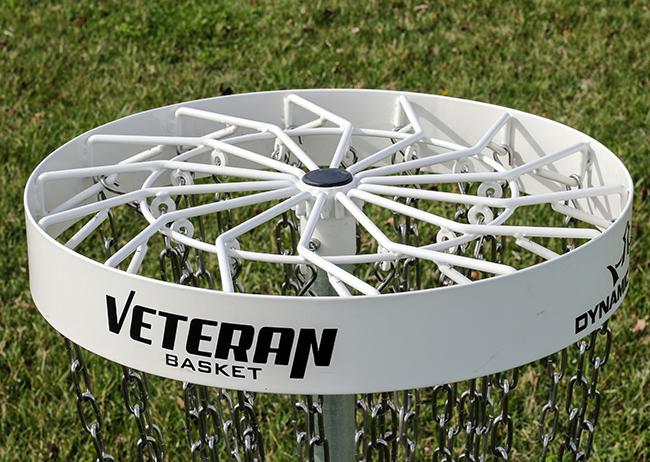 Dynamic Discs Veteran Basket Top