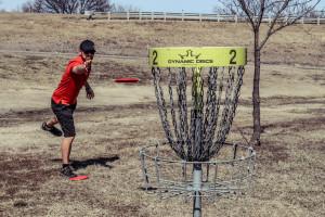 Eric McCabe Disc Golf Course Design