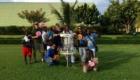 Dynamic Discs Veteran Baskets in the Dominican Republic